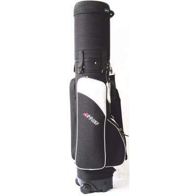 50 in. Deluxe Golf Travel Mate Carry on Rolling Wheel Golf Cart Bag