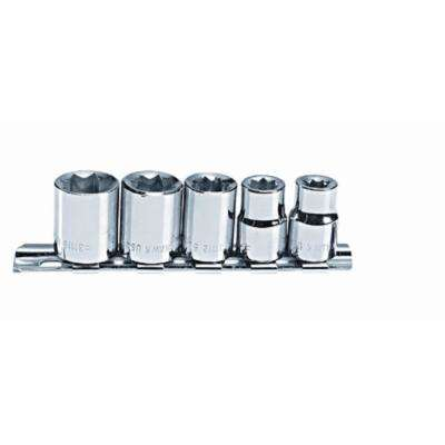 3/8 in. Drive Socket Set (5-Piece)