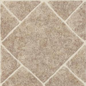 Armstrong Diamond Limestone Umber 12 In X 12 In