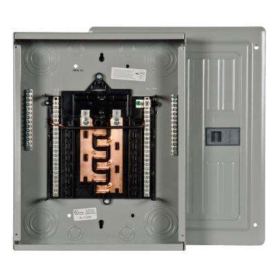 PL Series 125 Amp 12-Space 24-Circuit Main Lug Indoor Load Center