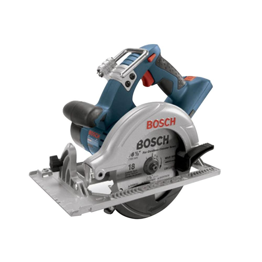 36 Volt Lithium-Ion Cordless Electric 6-1/2 in. Circular Saw (Tool-Only)