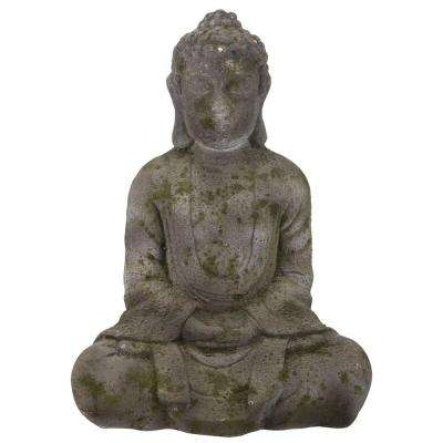 14.5 in. Sitting Buddha Statue