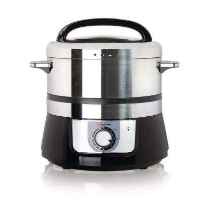 Electric Stainless Steel Food Steamer