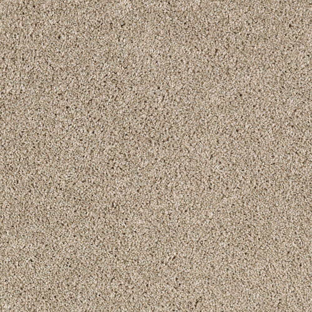 Gorrono Ranch II - Color Peaceful Texture 12 ft. Carpet