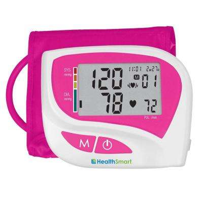 Automatic Arm Digital Blood Pressure Monitor for Women