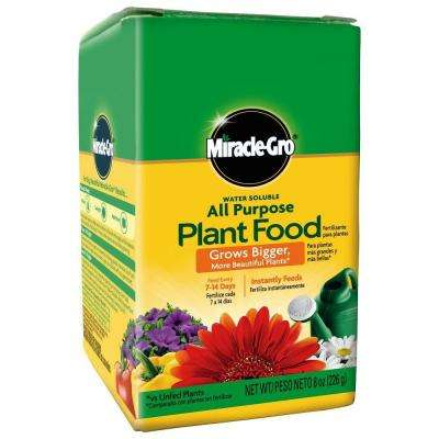 Water Soluble 8 oz. All Purpose Plant Food