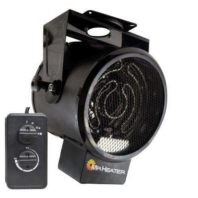 5.5KW 240-Volt Forced Air Electric Heater with Remote Thermostat