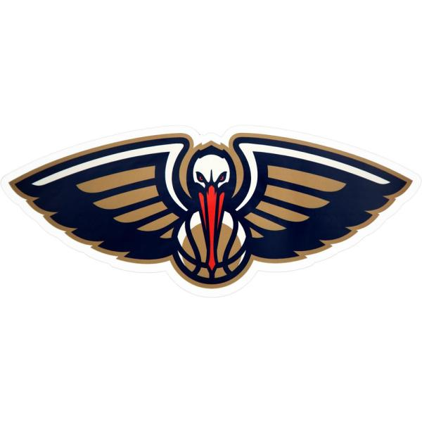 Nba New Orleans Pelicans Outdoor Logo Graphic Large