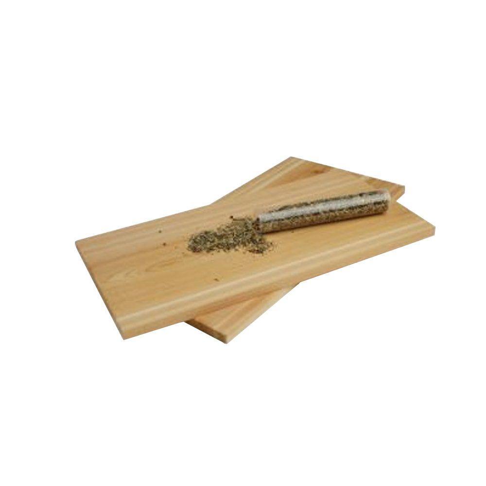 Cedar 2-Plank Salmon Set with Spices