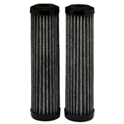 Standard Capacity Premium Carbon Whole Home Water Filter (2-Pack)