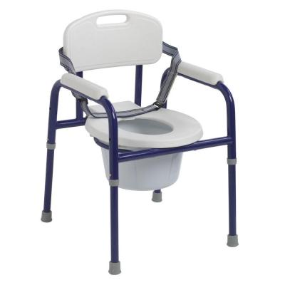 Pinniped Pediatric Commode in Blue