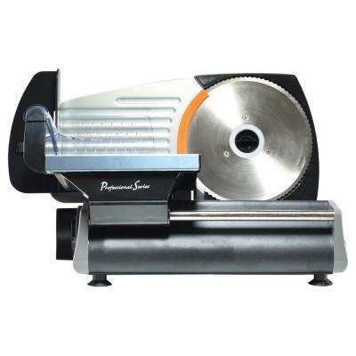 Professional Series Meat Slicer with 7.5 in. Stainless Steel Blade