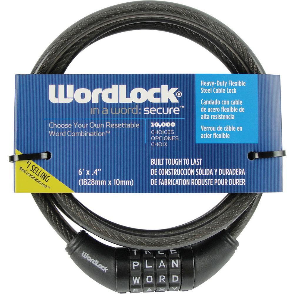 Wordlock Cable Lock