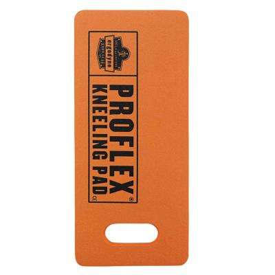 18 in. x 8 in. Orange Compact Kneeling Pad