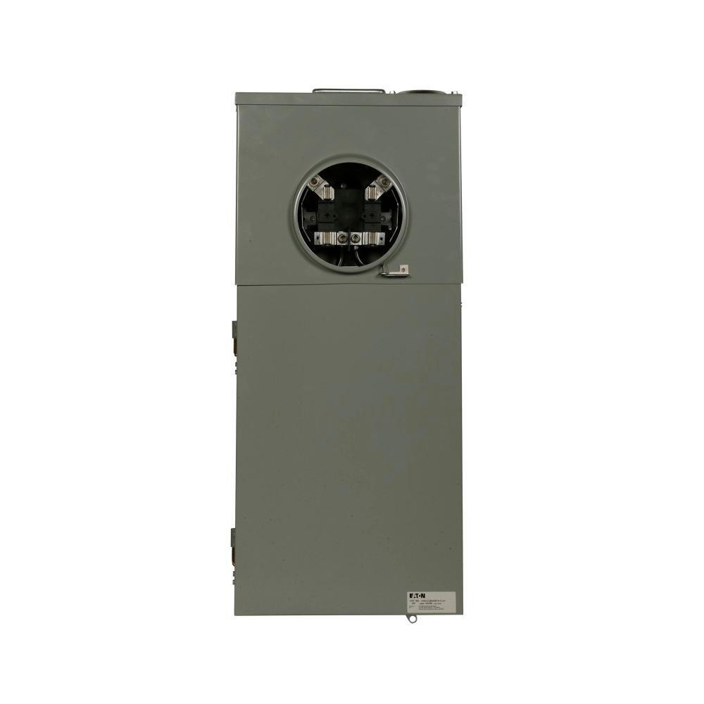 CH 200 Amp 12-Space 12-Circuit Non-EUSERC Meter Breaker Panel
