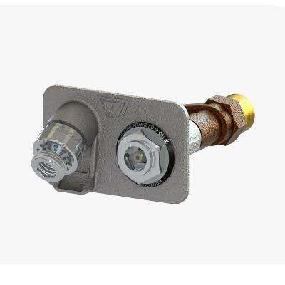 3/4 in. Female FPT x Close Coupled Freezeless Anti-Siphon Wall Hydrant