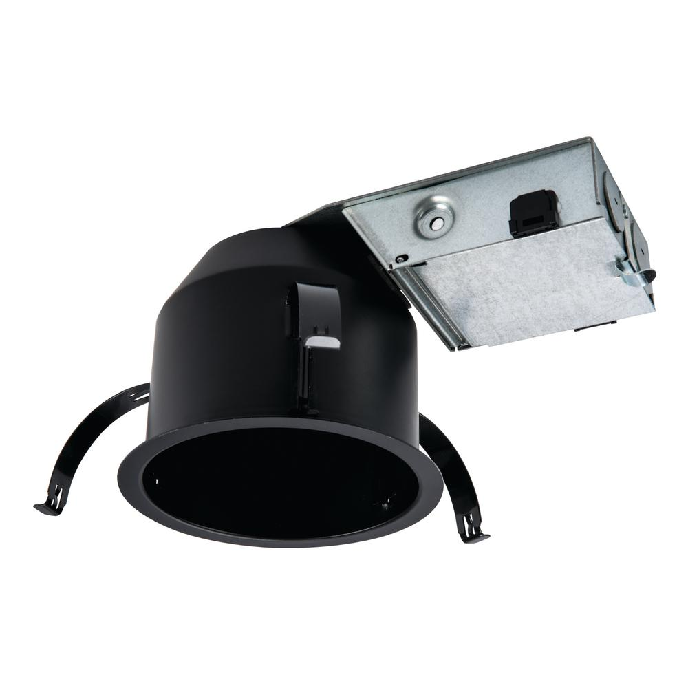 H245 4 in. Aluminum LED Recessed Light Housing for Remodel Shallow