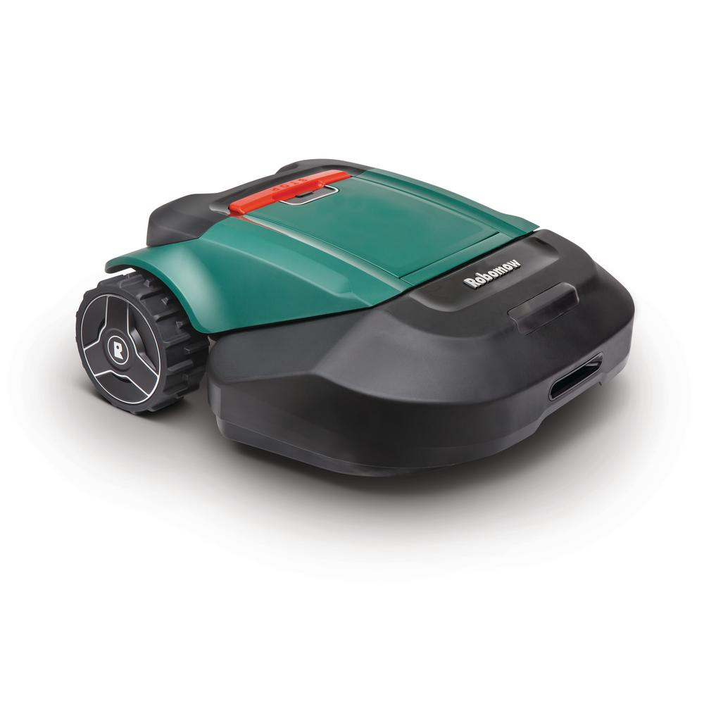 """Robomow RS630 22 """" Twin Blade Battery Powered Electric Robotic Lawn Mower (Up to 3/4 Acre)"""