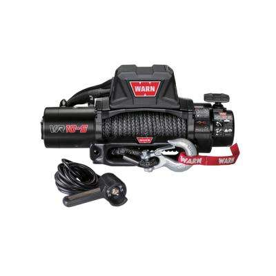 VR10-S 10,000 lb. Winch with Synthetic Rope