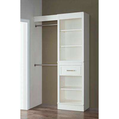 Freestanding Wood Closet Systems Closet Systems The Home Depot