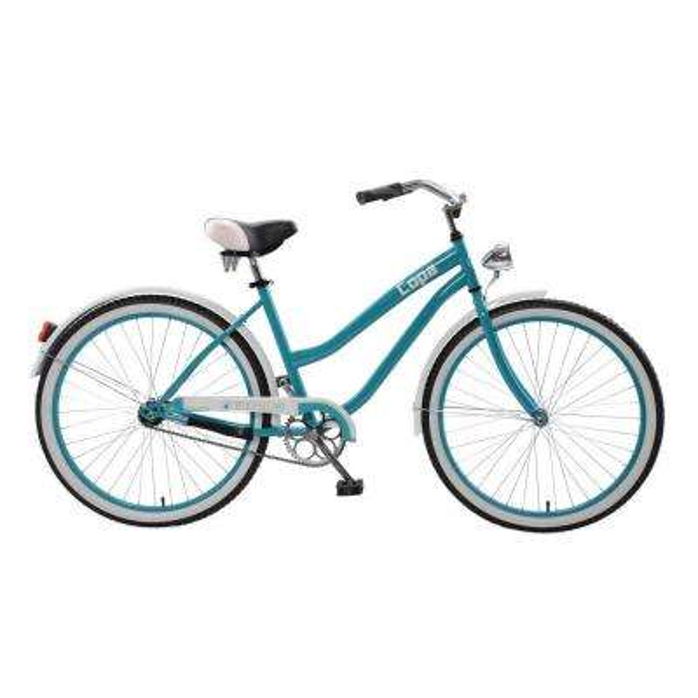 Copa Cruiser 26 in. wheels Oversized Frame Women's Bike in Blue
