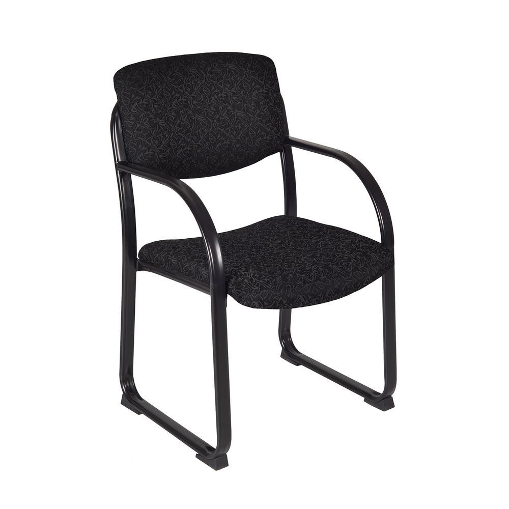 Essex Black Side Chair