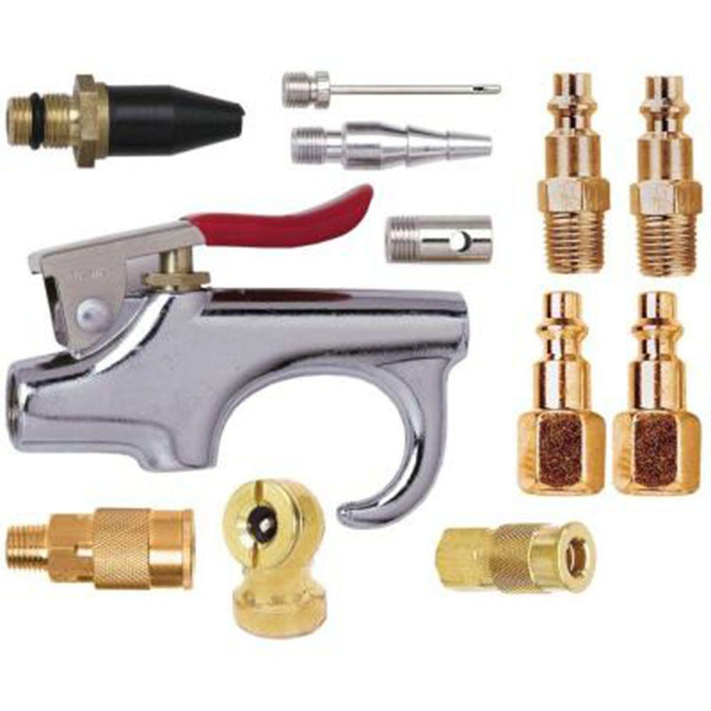 Husky 13-Piece Air Tool Accessory Kit