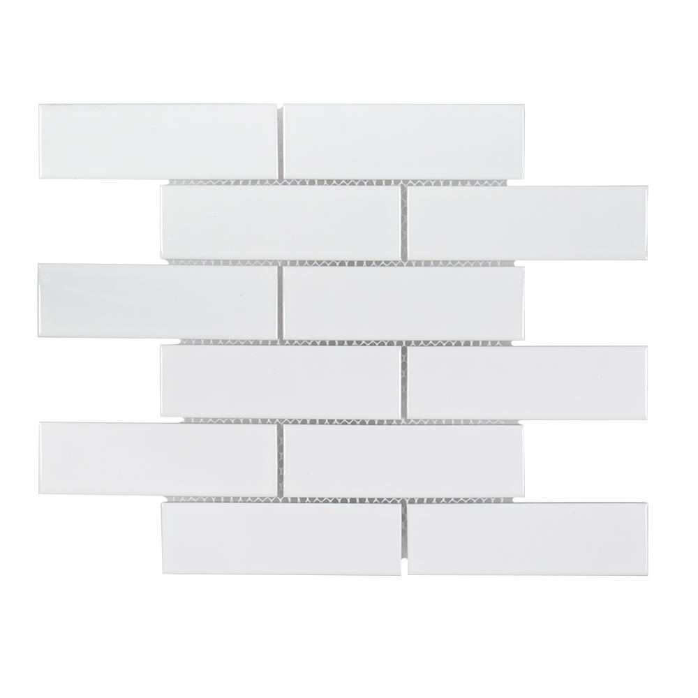 Classic 2 x 6 White 11.25 in. x 11.5 in. x
