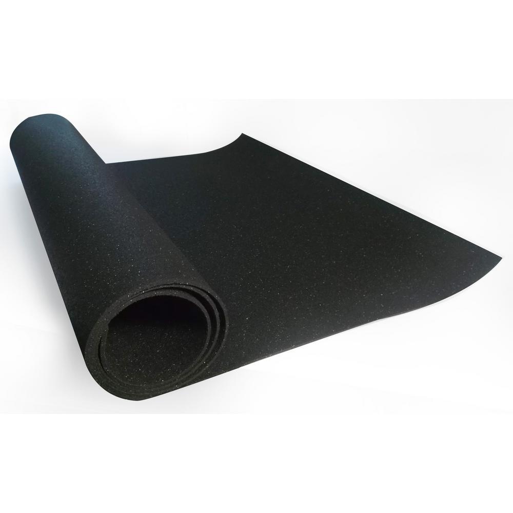 TechnoFloor Rubber All-Purpose Workout Mat For Elliptical