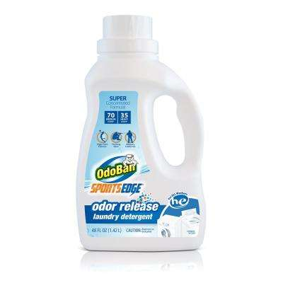 Sports Edge 48 oz. Odor Release Laundry Detergent
