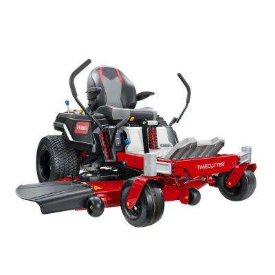 50 in. 23 HP TimeCutter IronForged Deck Kawasaki V-Twin Gas Dual Hydrostatic Zero Turn Riding Mower with MyRIDE
