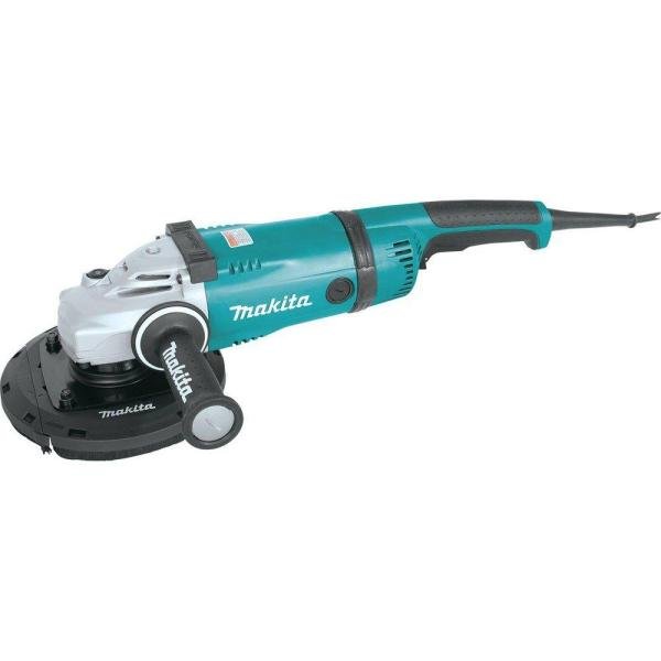 Makita 7 In Grinder Dust Shroud 195386 6 The Home Depot