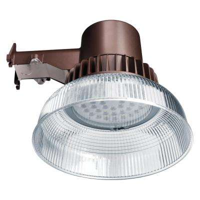 45-Watt Remington Bronze Outdoor Integrated LED Area Light