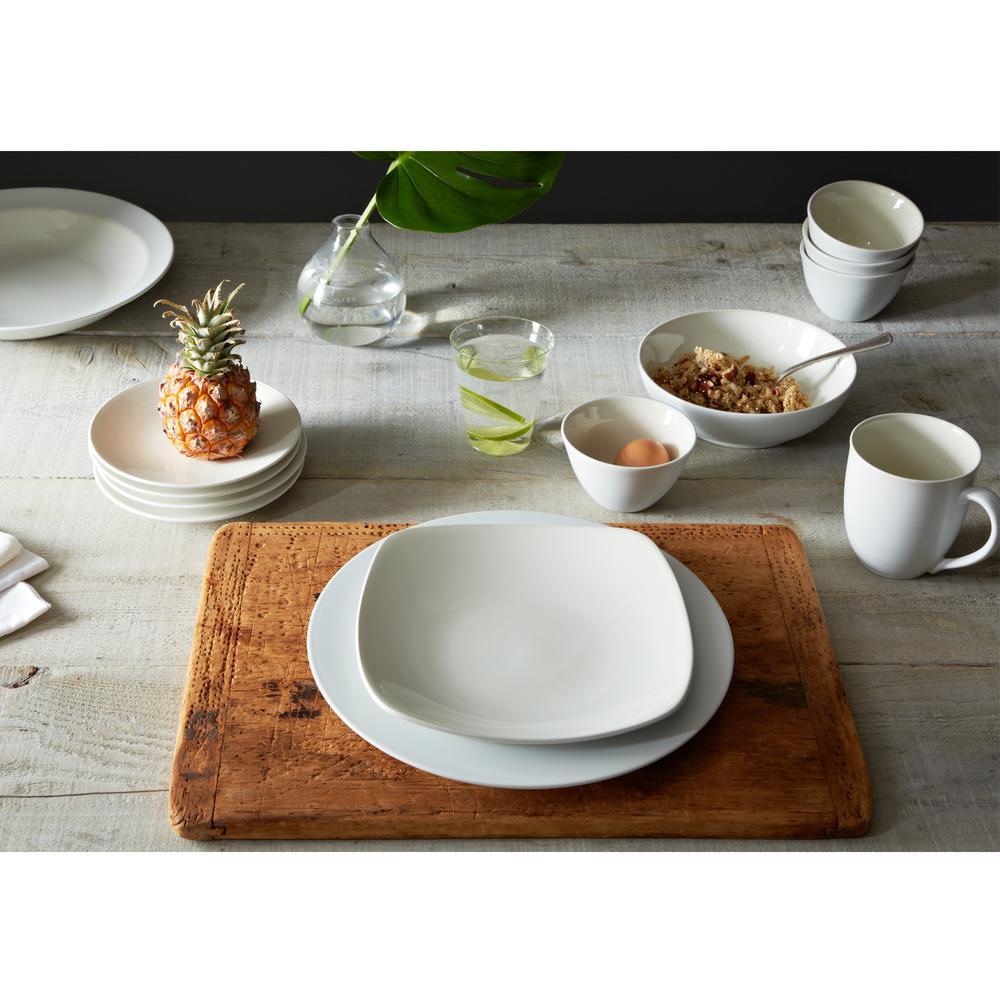 Colorwave 89.5 oz. White Pasta Serving Bowl