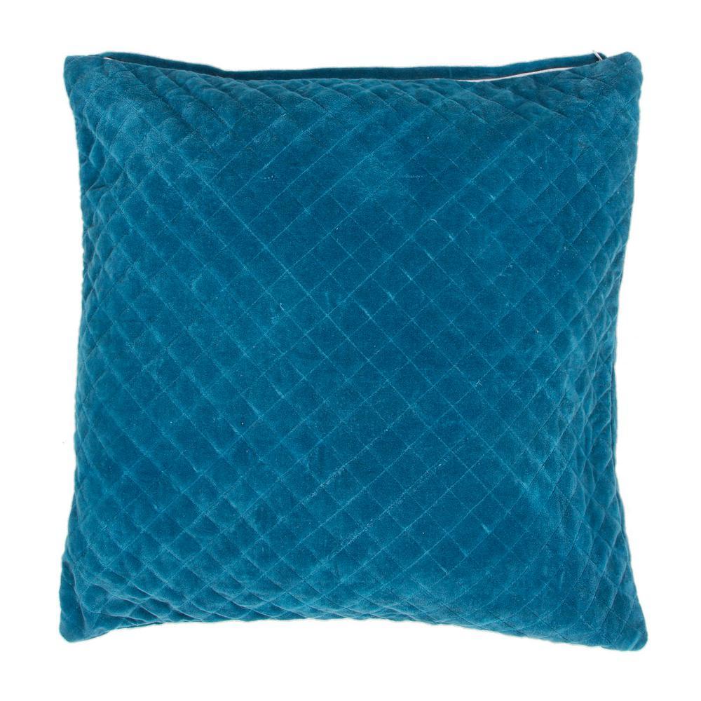 Lavish Seaport Downfill Decorative Pillow