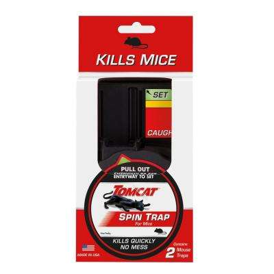 Spin Traps for Mice (2-Pack)