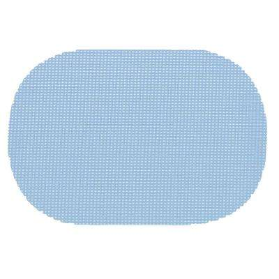 Serenity Fishnet Oval Placemat (Set of 12)