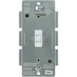 GE Z-Wave Plus In-Wall Smart Lighting Control Smart Toggle Switch by GE