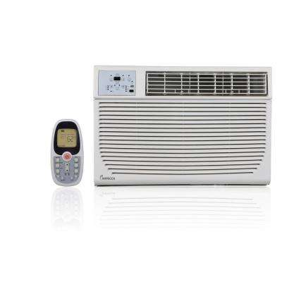 14,000 BTU 230/208-Volt Through-the-Wall Air Conditioner with Remote