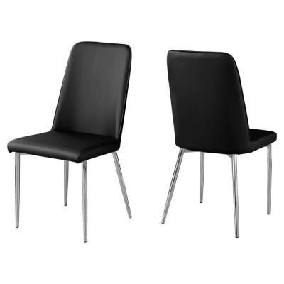 Jasmine Black Media Chair
