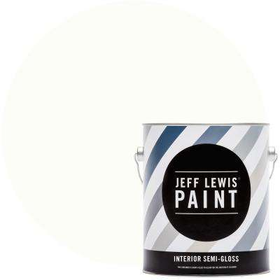 1 gal. #611 Pearl Bracelet Semi-Gloss Interior Paint