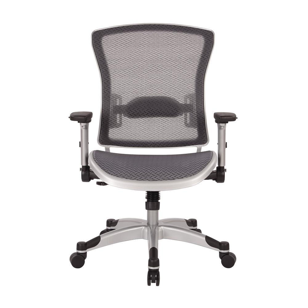 Space Seating Executive Breathable Mesh Back Chair-317