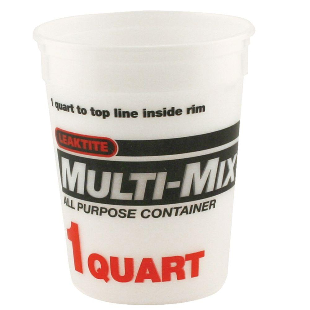 1-qt. Multi-Mix Pail