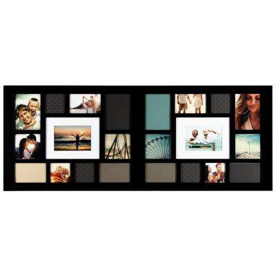 22-Opening 4 in. x 6 in Matted Picture Frame