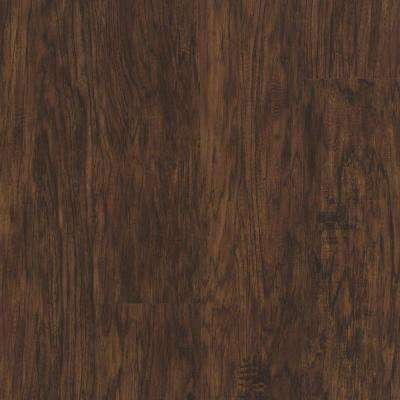 Take Home Sample - Jefferson Spice Resilient Vinyl Plank Flooring - 5 in. x 7 in.