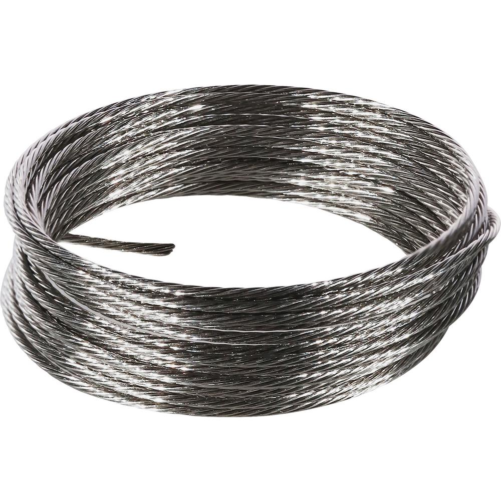 OOK 9 ft. 100 lb. Stainless Steel Hanging Wire