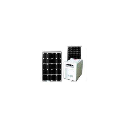 1800-Watt Solar Home and RV Battery Kit with 40-Watt Monocrystalline Solar Panel