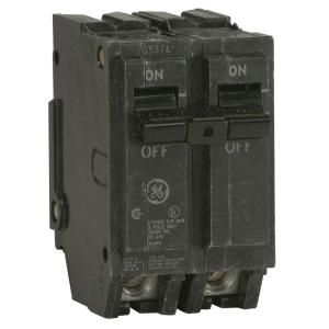 ge q-line 30 amp 2 in  double-pole circuit breaker