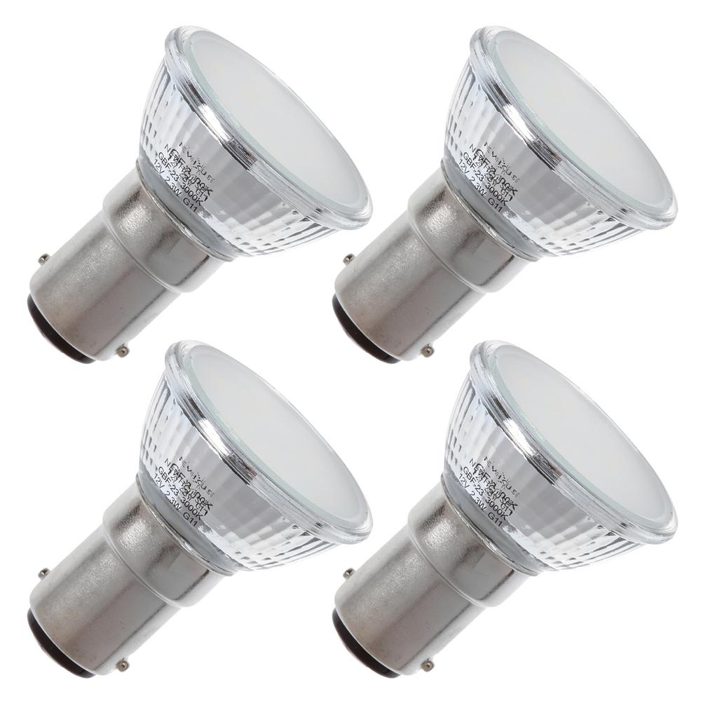 Newhouse Lighting 40w Equivalent Incandescent B10: Newhouse Lighting 20-Watt Equivalent MR11 LED Light Bulb