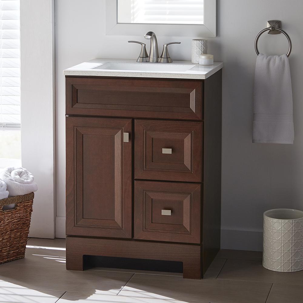 Home Decorators Collection Sedgewood 24, Home Depot Bathroom Vanities 24 Inch